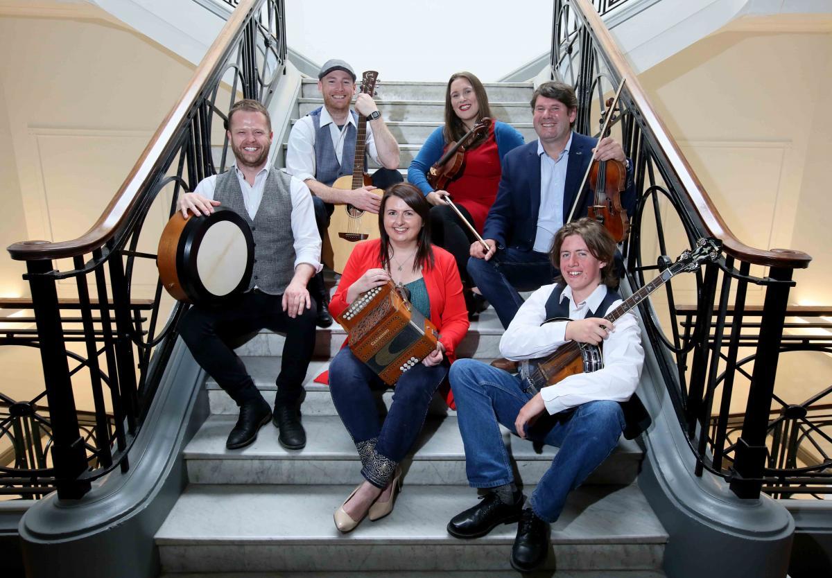 National Concert Hall Dublin. Photography by Mark Stedman